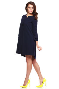 Dark Blue Good to Go Smart Dress