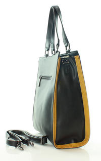 Yellow Elegant Hand/Shoulder Bag
