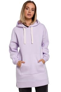 Long Oversize Hoodie (Lilacy)