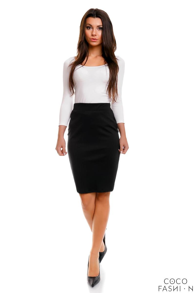 Pencil Cut Office Style Skirt
